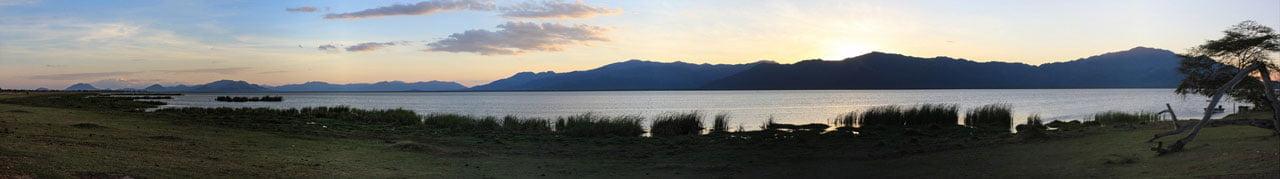 Lake Jipe Panorama