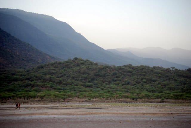 Nguruman Escarpment in Kenya - The Great Rift Valley, Kenya